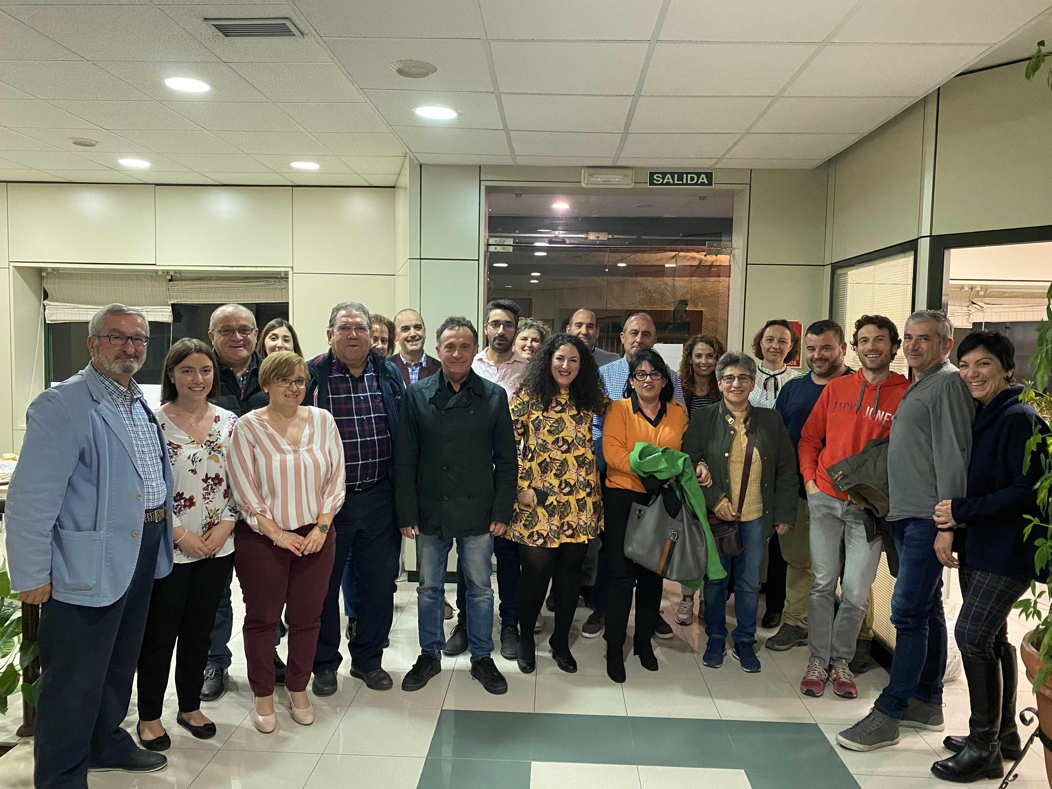 Segovia y Asociados Consultores acogió la primera edición de Sonseca Actúa